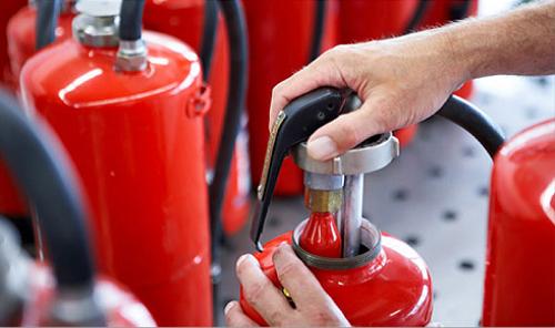 onderhoud brandblussers periodiek